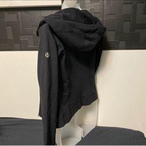Black lululemon zip up❤️❤️